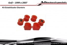 VW Golf 99 a 10 - Kit Estabilizador Dianteiro