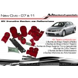 Honda New Civic 07 a 11 - Kit Traseiro de Buchas